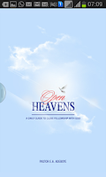 Screenshot of Open Heavens 2014