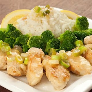 Chinese Lemon Chicken Low Fat Recipes