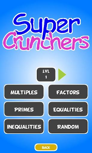【免費解謎App】Super Crunchers-APP點子