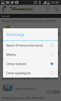 Screenshot of Tehnomanija