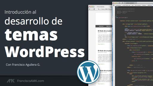Floqq | Video Introducción al desarrollo de temas WordPress