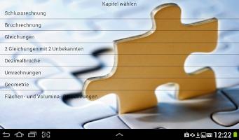 Screenshot of Pilotentest MCT Mathe