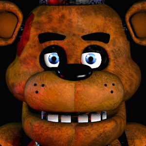 Cover art Five Nights at Freddys