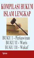 Screenshot of KOMPILASI HUKUM ISLAM - KHI