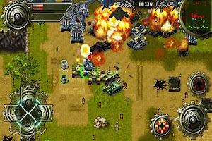 Screenshot of タンク戦記
