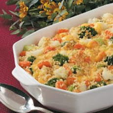 Colorful Veggie Bake