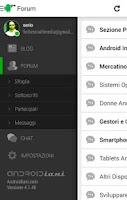 Screenshot of Androidiani (Beta)
