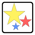 Star wall pro live wallpaper icon