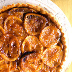Roasted Orange Tart