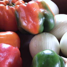 Veggies by Tracy Halman - Food & Drink Fruits & Vegetables (  )