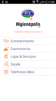 Screenshot of Higienópolis App