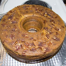 Ryan's Triple P Rum Cake - Easy