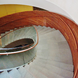 Staircase by Koh Chip Whye - Buildings & Architecture Other Interior (  )