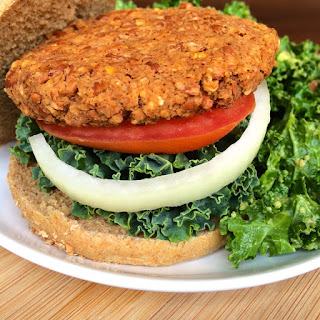 Chipotle Pinto Burgers