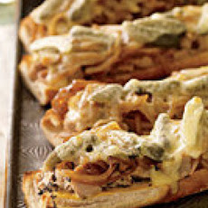 Fancy Tuna Melts