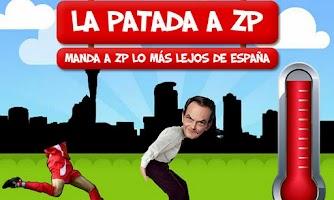 Screenshot of The kick to ZP