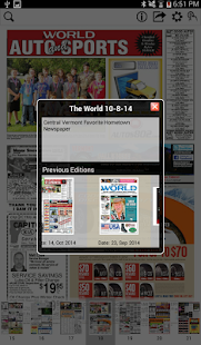 World Publications - screenshot