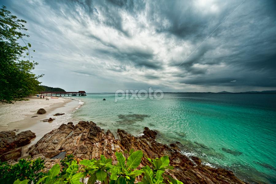 Kapas Island by Geir Kristiansen - Landscapes Beaches ( sigma1224mmf4.55.6, pulau, malaysia, kappas island )