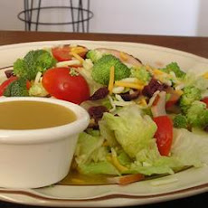 Easy and Good Honey Mustard Salad Dressing