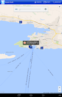 Screenshot of iBoatCharter