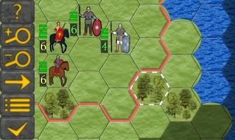 Screenshot of Populus Romanus 2: Britannia