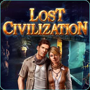 Cover art Lost Civilization