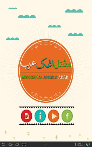 Mengenal Angka Bahasa Arab
