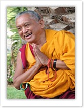 Lama Zopa Rinpoche III