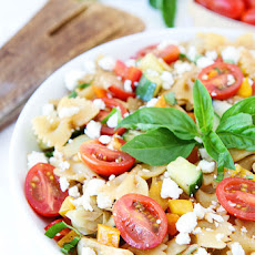 Easy Summer Pasta Salad