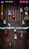 Screenshot of Zombie Run: Save Beauty