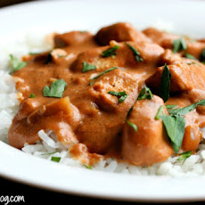 Chicken Tikka Masala {Crockpot}