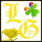 GOWidget Gold ICS Light Free icon