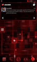 Screenshot of BloodRed NG for CM9/CM10