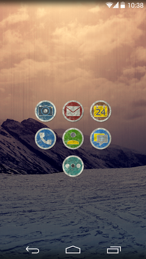 Rugo - Icon Pack Screenshot 2