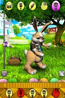 Screenshot of JamDance: Dancing Easter Bunny