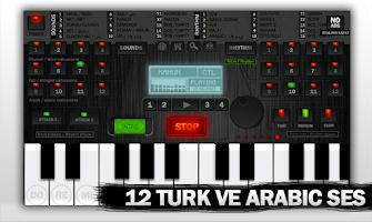 Screenshot of R-ORG (Turk-Arabic Keyboard)