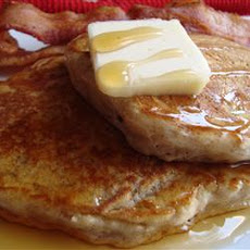 Mom's Applesauce Pancakes