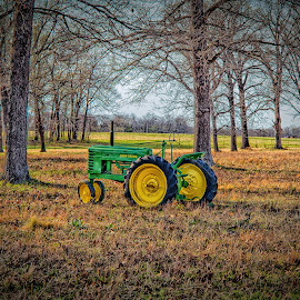 Outstanding in the Field by Ron Meyers - Transportation Other