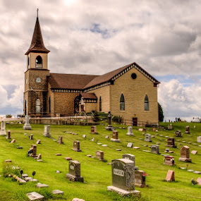 St Paul's Liberty Lutheran Church #1 by Michelle Cox - Buildings & Architecture Places of Worship (  )