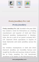 Screenshot of Pretty Jewellery