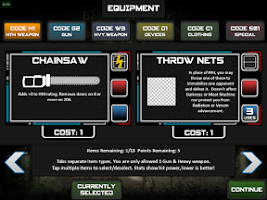 Screenshot of Chainsaw Warrior
