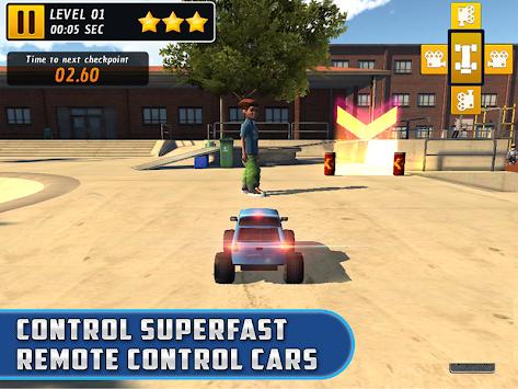 Racing Cars Crashing At High Speeds