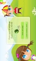 Screenshot of Bug Game for Kids
