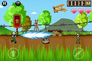 Screenshot of Jungle Mission