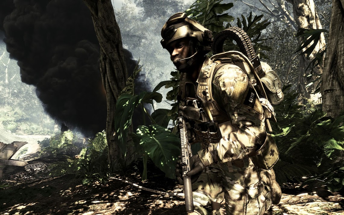 Official Call Of Duty: Ghosts PC specs revealed