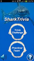 Screenshot of Shark Trivia
