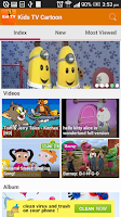 Screenshot of Kid TV Shows