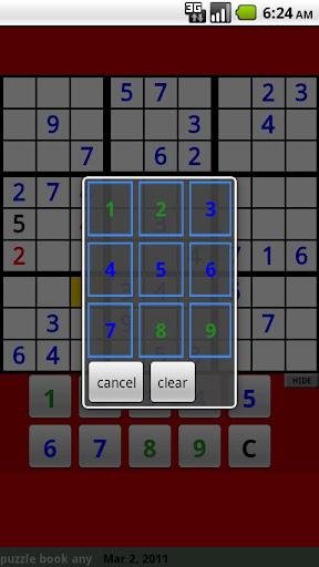 Sudoku Assistant Free