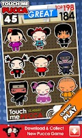 Screenshot of Touch Me Pucca Classic