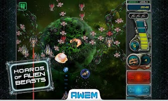 Screenshot of Star Defender 3™